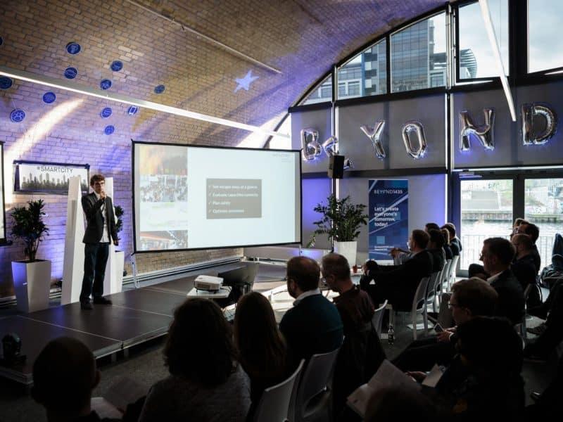 16.11.2017 – Vortrag auf der 35. CADFEM ANSYS Simulation Conference
