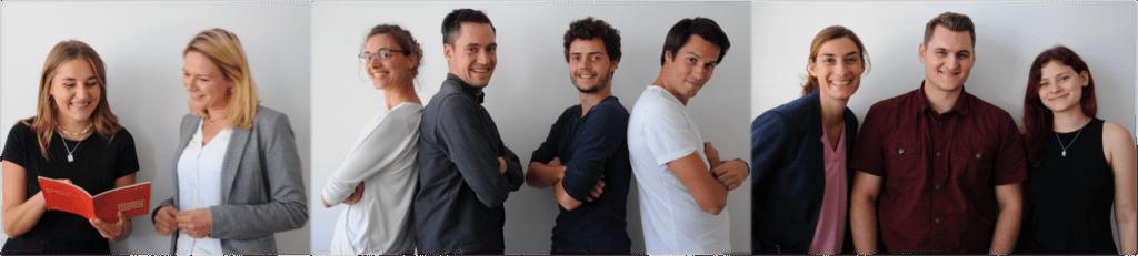 Teambilder 2020