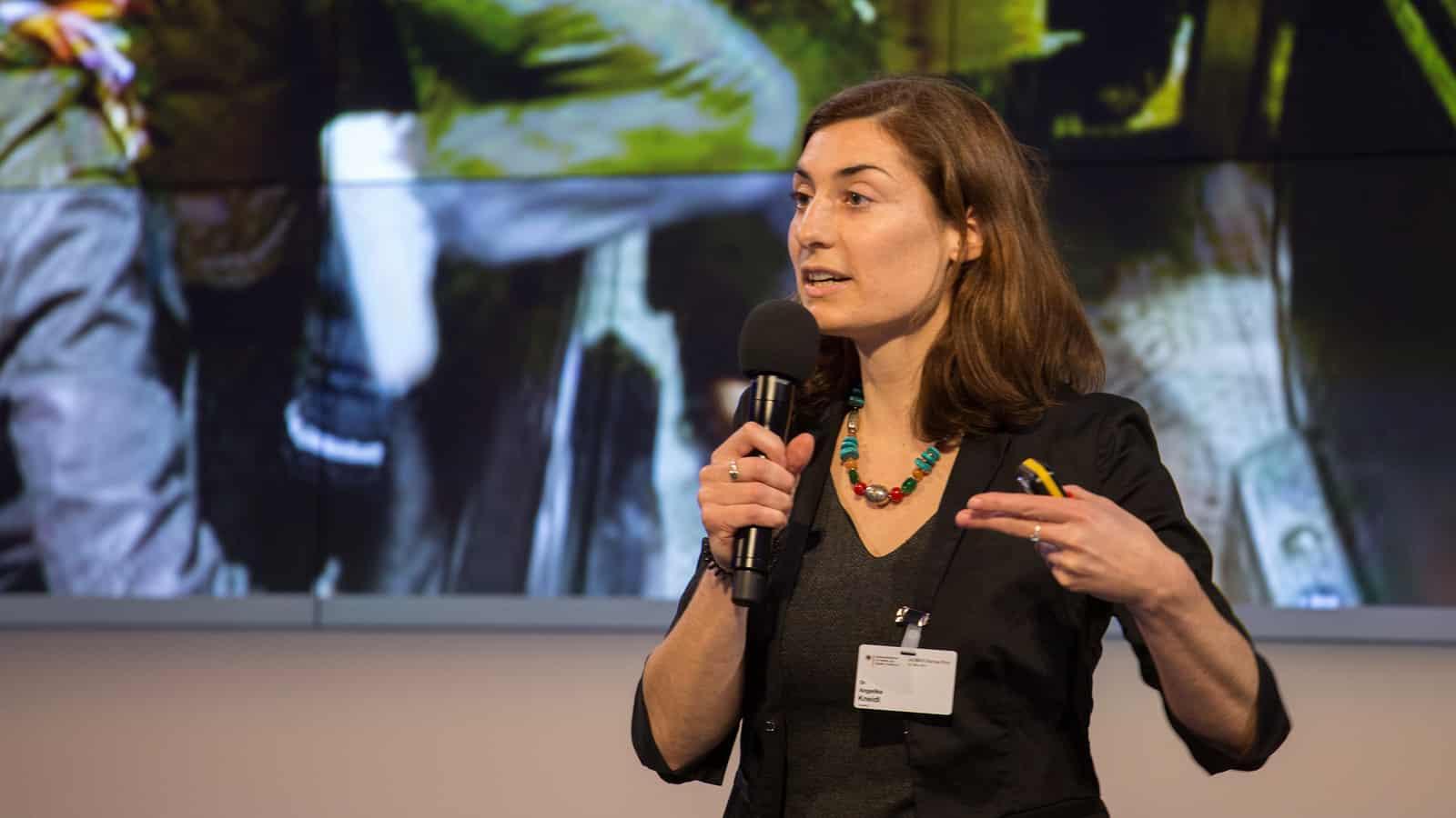 6.02. und 7.02.2019 – Angelika Kneidl als Dozentin an der HWR Berlin