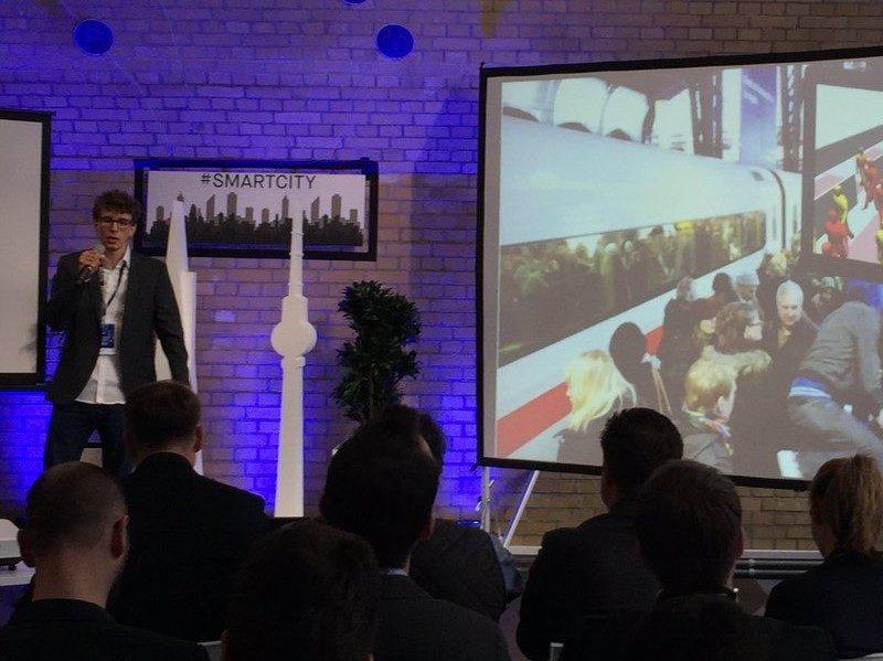 18.10.2017 – Vortrag bei der Autodesk University in Darmstadt