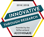 Innovative through Research
