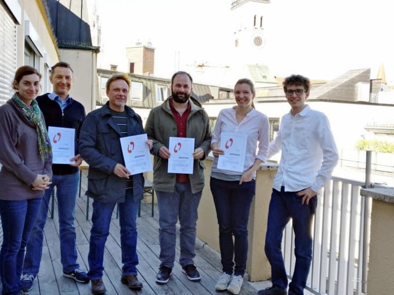 08.05.2017 – Schulung in Wien