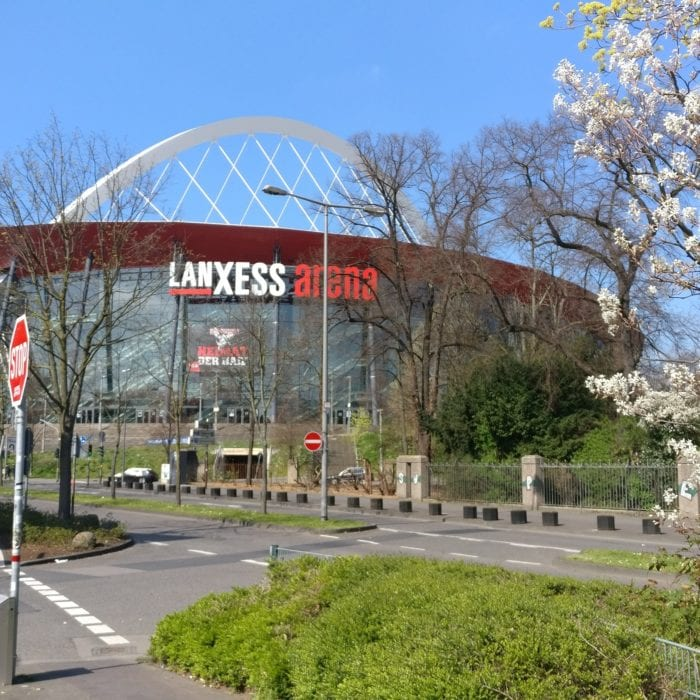 Capacity expansion of the LANXESS arena