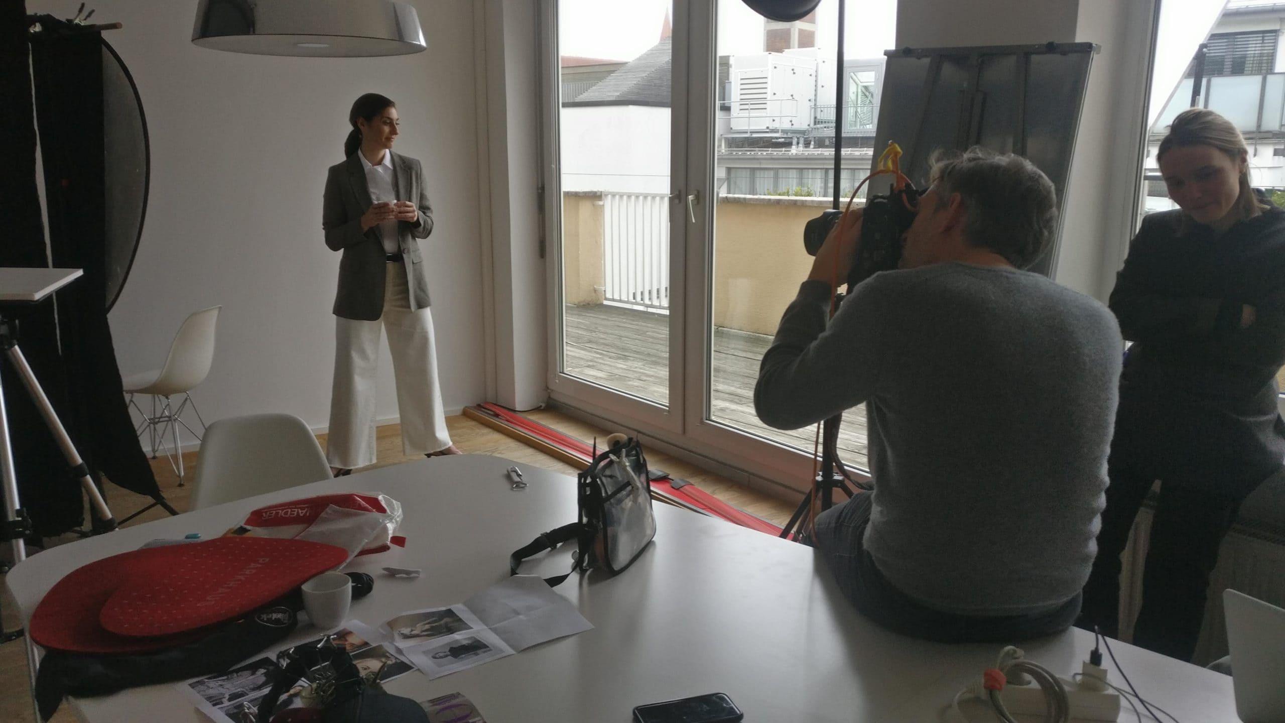 """accu:rate ist """"en VOGUE"""" – Interview für die Vogue Business"""