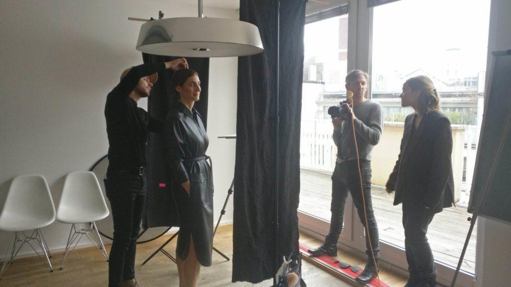 Shooting Vogue