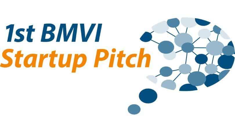 1st BMVI Startup Pitch